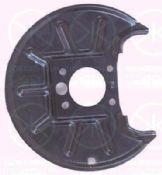 VOLVO 440/460 89-96..................... SPLASH PANE  BRAKE DISC, REAR AXLE, DIAMETER 1/